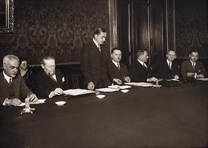 Tagung der Paneuropäischen Union