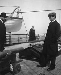 Gustav Klimt und Carl Otto Czeschka