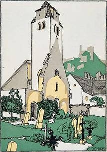 Alter Kirchturm von Dürnstein