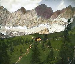 Die Austriahütte