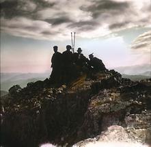 Dachstein: Am Gipfel