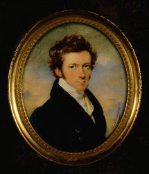 Poet Franz Grillparzer