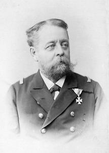 Admiral Maximilian Freiherr Daublebsky Sterneck Ehrenstein
