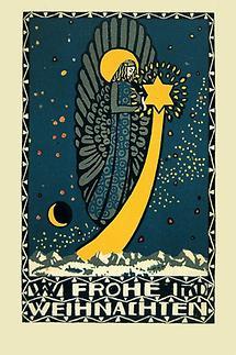 Wiener Werkstätte-Postkarte No. 19