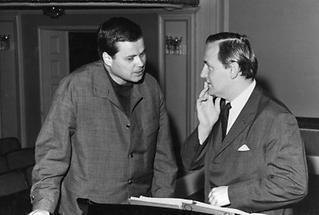Dietrich Fischer-Dieskau und Jörg Demus