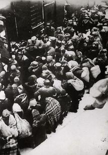 Deportation von polnischen Juden (1)