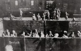 Deportation von polnischen Juden (2)
