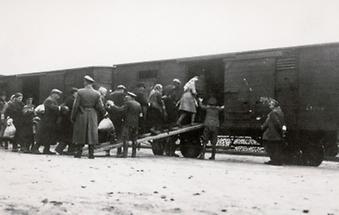 Deportation von polnischen Juden (3)