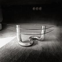 Skrein-Tisch von Designer Ernst Graf