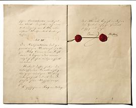 Friedensvertrag zwischen Österreich und Preußen