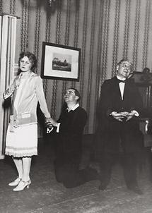 Ida Stukering in Große Szene