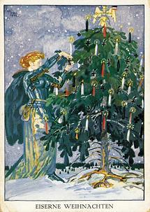 Eiserne Weihnachten