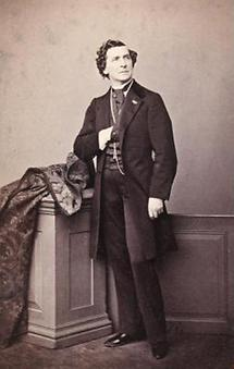 Portrait Eduard Devrient
