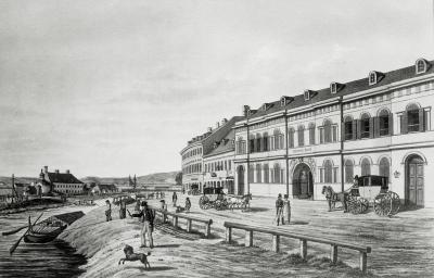 Dianabad in Wien, © IMAGNO/Austrian Archives