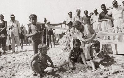 The children of Dollfuß and Mussolini, © IMAGNO/Austrian Archives