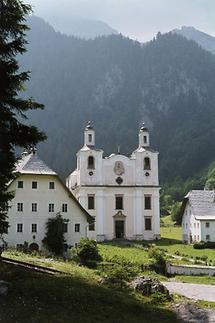 Der Pinzgauer Dom in Salzburg