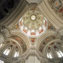 Kuppel des Salzburger Domes