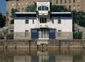Schützenhaus am Donaukanal