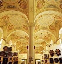 Prämonstratenser-Chorherren-Abtei in Schlägl