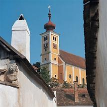 Pfarrkirche hl. Martin in Donnerskirchen