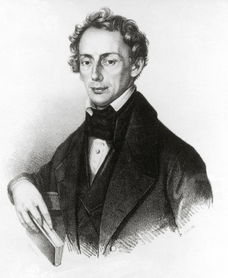 Christian Doppler, © IMAGNO/ÖNB