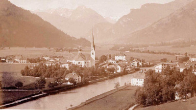 Zell im Zillerthal, © IMAGNO/Austrian Archives