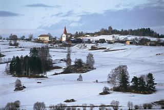 Das Dorf Wurmbrand bei Groß Gerungs