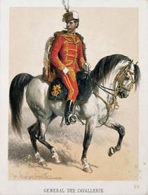 Österreichs Militär:  General der Cavallerie