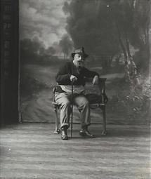 Der Wiener Fotograf Hermann Drawe