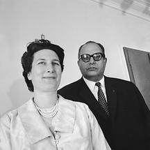 Maria Schaumayer und Heinrich Drimmel