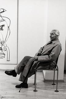 Portrait Milan Dubrovic