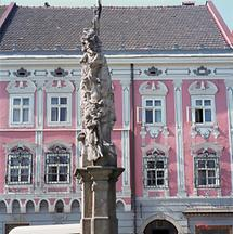 Barockes Bürgerhaus in Eferding