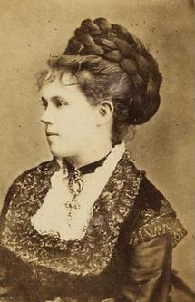 Portrait Bertha Ehnn