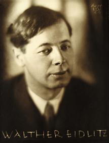 Walther Eidlitz