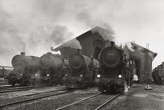 Lokomotiven- Heizhaus