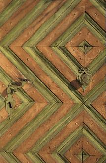Tor aus der Region Eisenwurzen