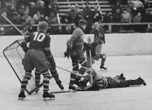 Olmpische Winterspiele 1936 Eishockey (2)