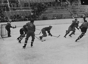 Olmpische Winterspiele 1936 Eishockey (1)
