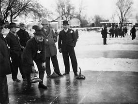 Landesmeisterschaften im Eisstockschießen