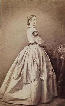 Portrait Fanny Elßler