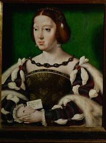 Königin Eleonore von Frankreich