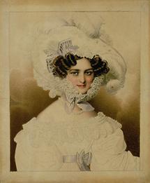Portrait Kaiserin Karoline Augusta