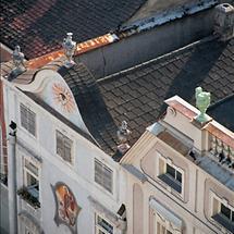 Enns: Barocke Bürgerhäuser