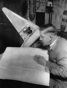 Erfinder Hans Scheer