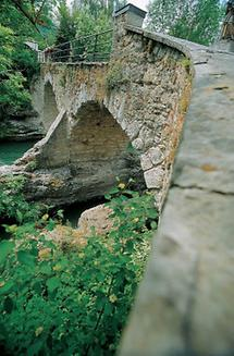 Die Sogenannte Römerbrücke