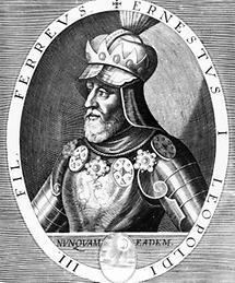 Herzog Ernst der Eiserne