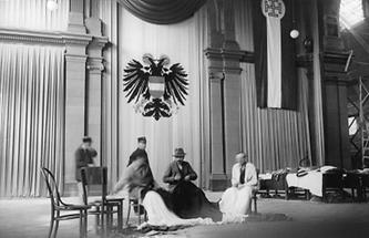 Vorbereitungen für österreichischen Staatsbesuch