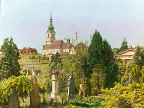 Die Pfarrkirche Maria Schmerzen