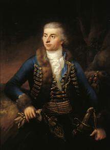 Porträt des Nikolaus Esterhazy