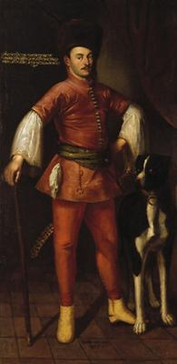Porträt des Palatins Pal Esterhazy